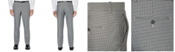 Perry Ellis Men's Portfolio Modern-Fit Stretch Performance Pants