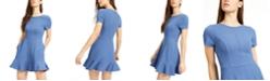 Speechless Juniors' Ruffled A-Line Dress