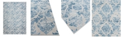 Hotel Collection CLOSEOUT! Sache HS-21 Blue 5' x 8' Area Rug