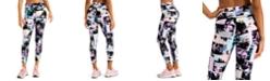 Calvin Klein Printed High-Waist Leggings