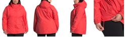 The North Face Plus Size Resolve Hooded Jacket