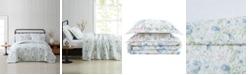 Cottage Classics Field Floral Full/Queen 3 Piece Comforter Set