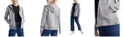 Superdry Women's Organic Cotton Standard Label Loopback Zip Hoodie