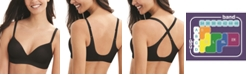Hanes Ultimate No Dig Support Wireless Bra DHHU35