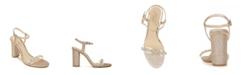 Jewel Badgley Mischka Fancie Embellished Women's Sandals