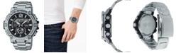G-Shock Men's Analog-Digital G-Steel Stainless Steel Bracelet Watch 43mm