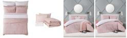 Material Girl Leopard 7 Piece Bed in a Bag, Queen