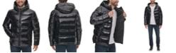 Calvin Klein Men's High Shine Puffer Jacket