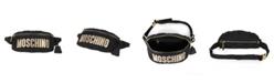 Moschino Women's Nylon Logo Belt Bag (50% Off) -- Comparable Value $595