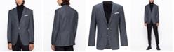 Hugo Boss BOSS Men's Hutsons4 Melange Slim-Fit Jacket