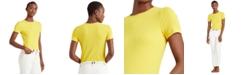 Lauren Ralph Lauren Ribbed T-Shirt