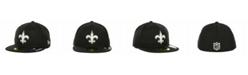New Era New Orleans Saints 59FIFTY Cap