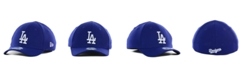 New Era Los Angeles Dodgers Team Classic 39THIRTY Kids' Cap or Toddlers' Cap