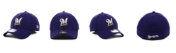 New Era Milwaukee Brewers MLB Team Classic 39THIRTY Stretch-Fitted Cap
