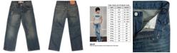 Levi's 514™ Straight Fit Jeans. Little Boys