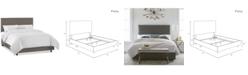 Skyline Irene Upholstered Bed - Full