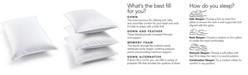 Charter Club Medium Standard/Queen Down Pillow, Created for Macy's
