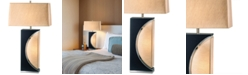 Nova Lighting Half Moon Table Lamp