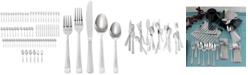 Oneida Avery 78-Pc. Flatware Set, Service for 12, Created for Macy's