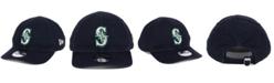 New Era Boys' Seattle Mariners Jr On-Field Replica 9TWENTY Cap