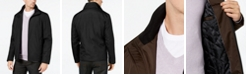 Calvin Klein Men's Full-Zip Stand-Collar Lightweight Jacket