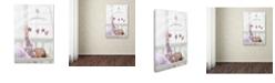 "Trademark Global The Macneil Studio 'Baby Mobile' Canvas Art - 12"" x 19"""