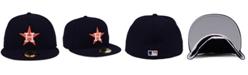 New Era Houston Astros Retro Classic 59FIFTY FITTED Cap