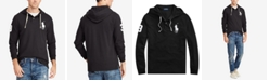 Polo Ralph Lauren Men's Mesh Hoodie, Created for Macy's