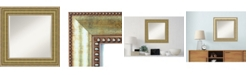Amanti Art Astoria 27x27 Wall Mirror