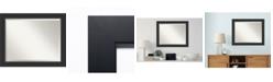 Amanti Art Corvino 21x25 Wall Mirror