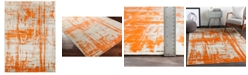 "Surya Jax JAX-5032 Burnt Orange 7'6"" x 10'6"" Area Rug"