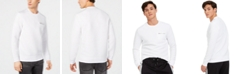 INC International Concepts INC Men's Long-Sleeve Zip-Pocket T-Shirt, Created for Macy's