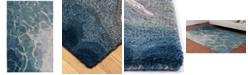 "Liora Manne' Corsica 9146 Water 5' x 7'6"" Area Rug"