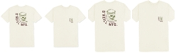 O'Neill Men's Salty Voyagers Garment-Dyed Logo Graphic T-Shirt