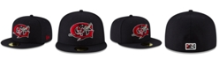 New Era Greensboro Hornets Custom Collection 59FIFTY-FITTED Cap