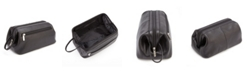 Royce Leather Royce New York Colombian Leather Toiletry Bag