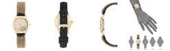 Juicy Couture Woman's 1070CHBK Strap Watch