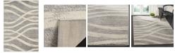 "Safavieh Adirondack Gray and Cream 5'1"" x 7'6"" Area Rug"