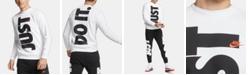 Nike Men's Sportswear Just Do It Sweatshirt