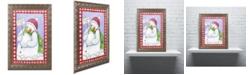 """Trademark Global Jennifer Nilsson Snowballs for Sale Ornate Framed Art - 16"""" x 20"""" x 0.5"""""""