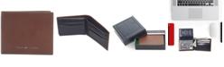 Tommy Hilfiger Men's Walt Leather RFID Wallet