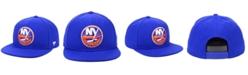 Authentic NHL Headwear New York Islanders Basic Fan Snapback Cap
