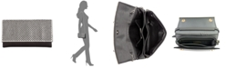 INC International Concepts I.N.C. Veronica Rhinestone Sparkle Clutch, Created for Macy's