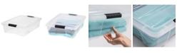 IRIS USA Iris 26 Quart Stack and Pull Box