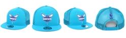 New Era Charlotte Hornets Nothing But Net 9FIFTY Snapback Cap