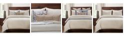 Siscovers Pacific Sand Linen 6 Piece Queen Luxury Duvet Set