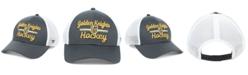Lids Authentic NHL Headwear Women's Vegas Golden Knights Lockup Trucker Snapback Cap