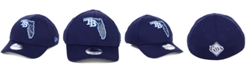 New Era Big Boys Tampa Bay Rays State Flective 2.0 39THIRTY Stretch Fitted Cap