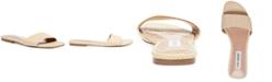Steve Madden Women's Bev Snip-Toe Slide Sandals