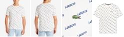 Lacoste Men's L!VE Logo Graphic T-Shirt